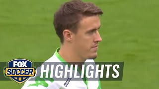 VfL Wolfsburg vs. 1899 Hoffenheim | 2015–16 Bundesliga Highlights