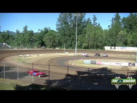 7 2 16 Street Stocks Qualifying Cottage Grove Speedway
