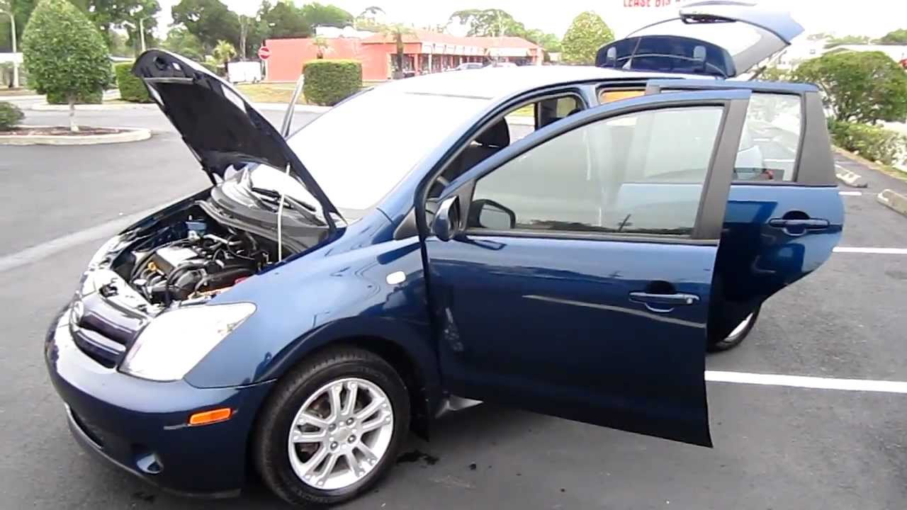 sold 2005 scion xa meticulous motors inc florida for sale   youtube
