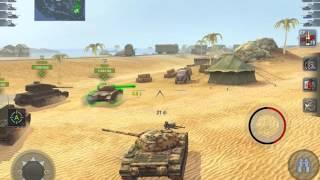 World of tanks blitz boutique WG (Type 59) de RETOUR Tiers 8