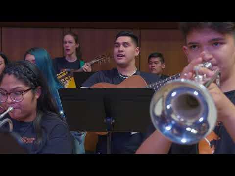 Mariachi Summer Camp 2018 at The University of Texas at Austin