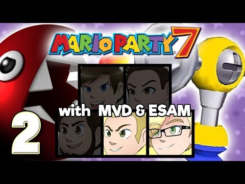 "Mario Party 7: ""Hot Chomps"" - EPISODE 2 - Friends Without Benefits"