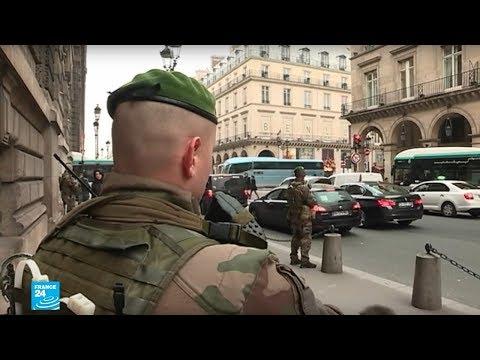 فرنسا: إجراءات -مثيرة للجدل- لمنع التخريب خلال احتجاجات -السترات الصفراء-  - نشر قبل 3 ساعة