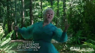 DC Legends of Tommorow 4x02 Promo quotWitch Huntquot HD