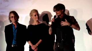 ... Depp In La For Premiere Of The Rum Diary (Oct 2016) Full Movie Online