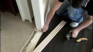 Como instalar pisos de madera solida