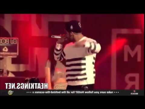 believe me lil wayne ft drake live 2014   YouTube2