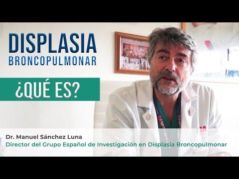 ¿Qué Es La Displasia Broncopulmonar?