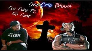 Ice Cube Ft. 50 Cent - One Crip Blood [Remix New 2013]