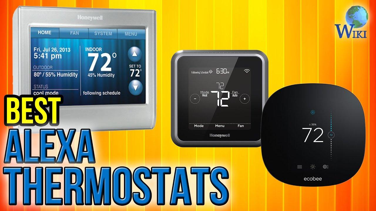 Alexa Thermostat