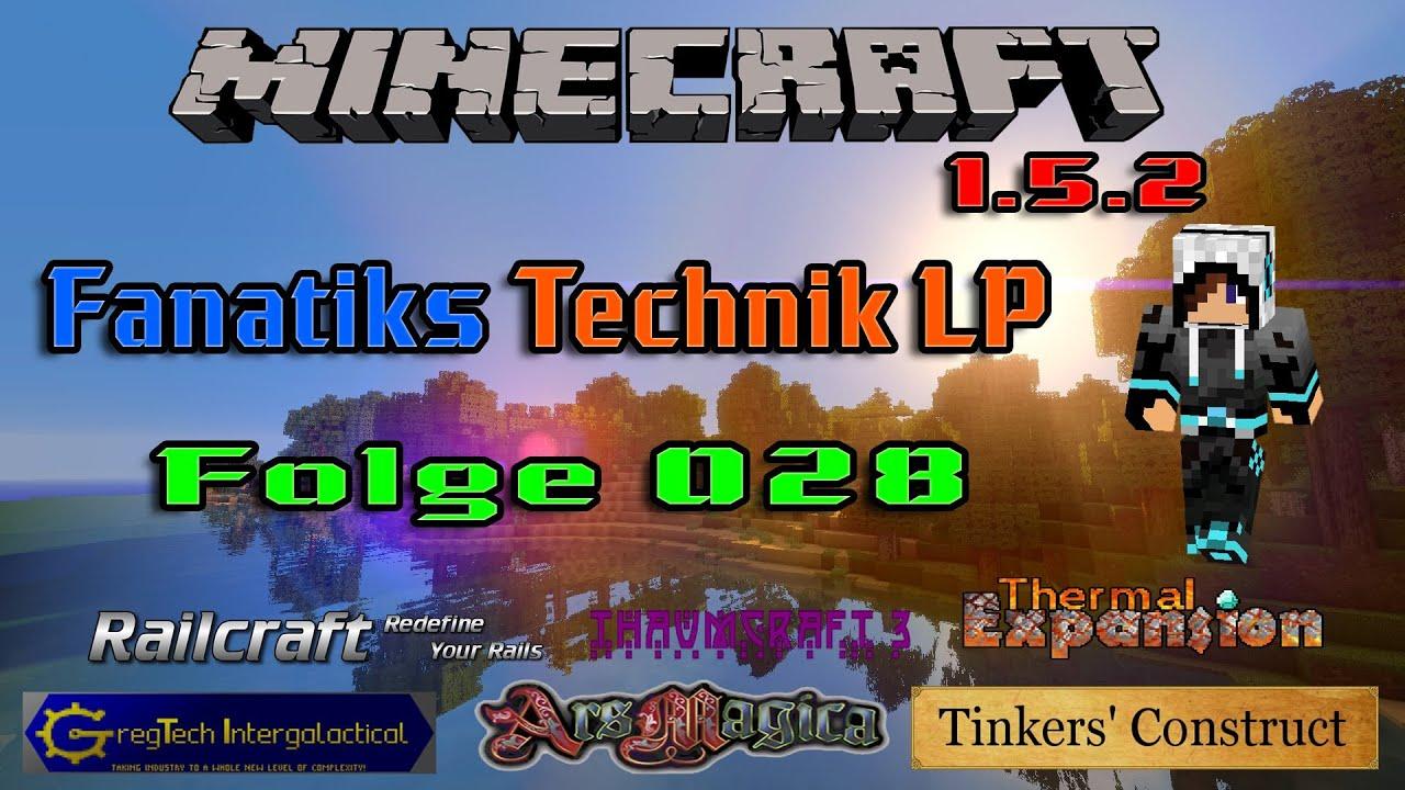 Fanatiks Technik LP [HD+][GER] #028 \