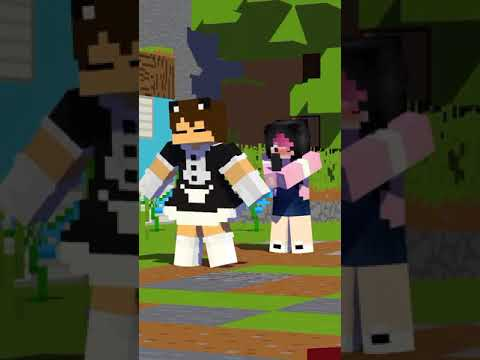 Download Minecraft maid cosplay #shorts