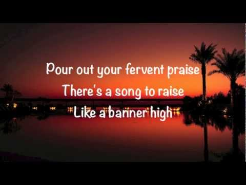 Lincoln Brewster - Shout for Joy (with lyrics)