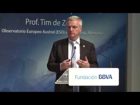 Lecture By Prof. Tim De Zeeuw From The European Southern Observatory (ESO)
