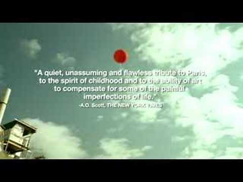 The Flight Of The Red Balloon Trailer Youtube