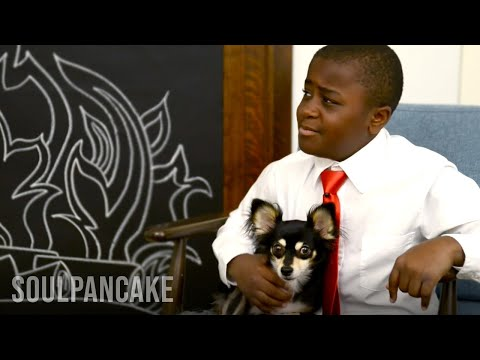 A Boy and His Pup | Kid President & The First Dog