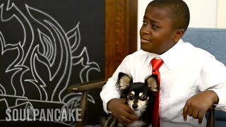 A Boy and His Pup // Kid President & The First Dog