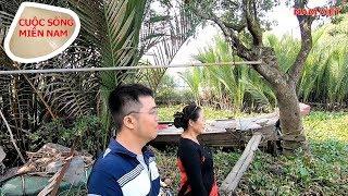 Trở lại bến ghe Hựu Lộc Nhỏ (thăm cậu Út Dân) #namviet