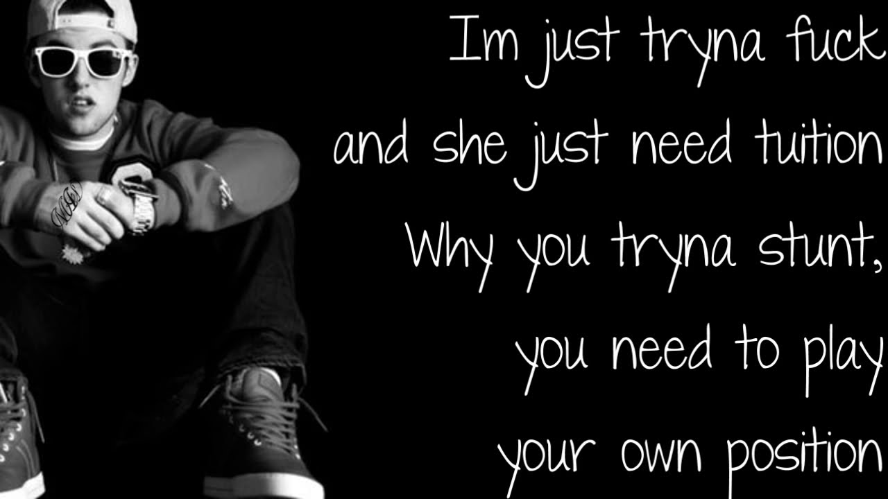 Mac Miller - Loud (With Lyrics) - YouTube