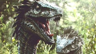 "TOP 10 Awesome ""RAPTOR"" Dinosaurs"