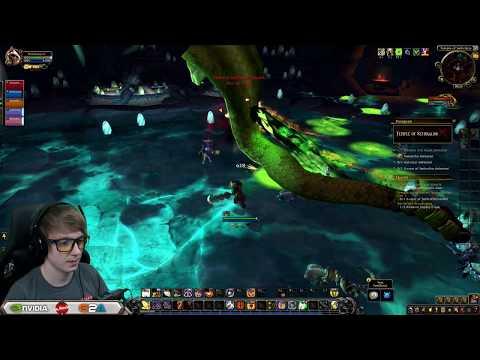 NOWA INSTA TEMPLE OF SETHRALLIS - World of Warcraft: Battle for Azeroth