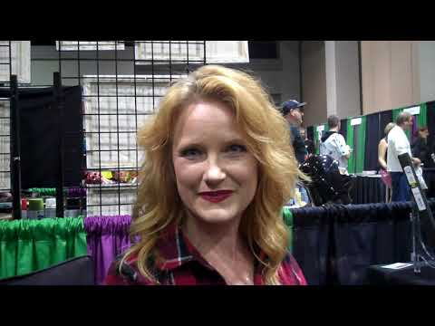 Jessica York Interview At Scarefest 9/14/2018