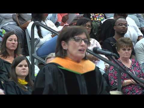 Gadsden State Community College - Spring Graduation 2017