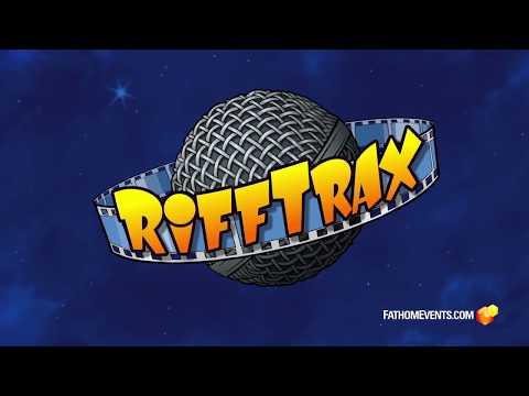 RiffTrax Live: Space Mutiny - Trailer