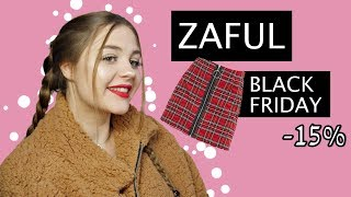HAUL | ZAFUL | BLACK FRIDAY ♥︎