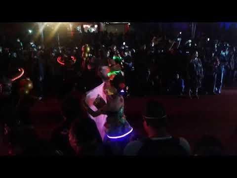 Rangkaian acara Festival Jatim Specta Night Carnival Kota Malang 2017