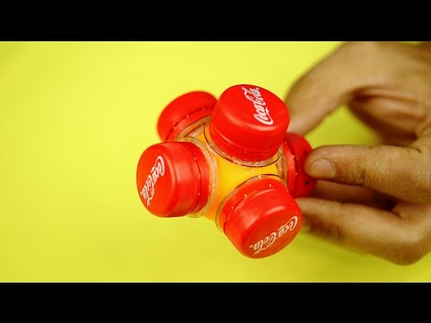 7 New Simple Life Hacks or Cola Toys, Ball Toys