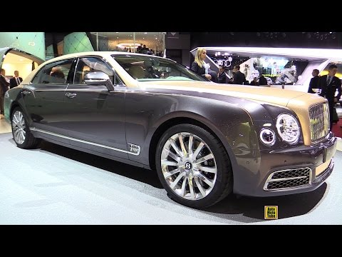 2017 Bentley Mulsanne EWB Extended Wheel Base - Exterior and Interior Walkaround