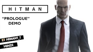 "HITMAN (PS4) Hindi Walkthrough #1 ""The Final Test"" (PS4 Gameplay)"
