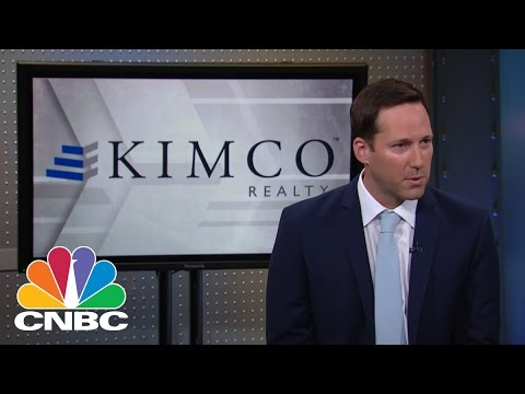 Kimco Realty Corp CEO: Shopping Strength | Mad Money | CNBC