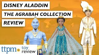 Disney Aladdin The Agrabah Doll Collection from Hasbro