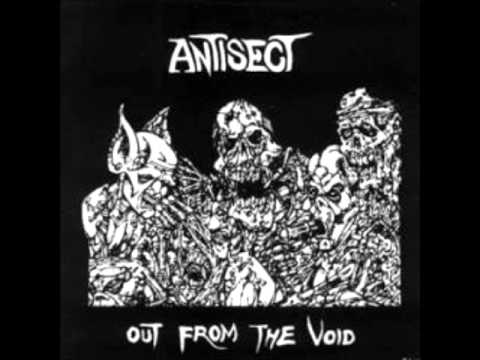Antisect - Out From The Void (pt. I & II) - lyrics