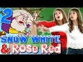 Snow White and Rose Red - Brothers Grimm | Part 2 | Story Time with Ms. Booksy at Cool School