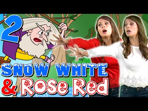 Snow White and Rose Red - Brothers Grimm   Part 2   Story Time with Ms. Booksy at Cool School