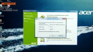 Acer Travelmate Upgrade von Win 7 Pro auf Win 8 Pro - Deutsch / German ►► notebooksbilliger.de