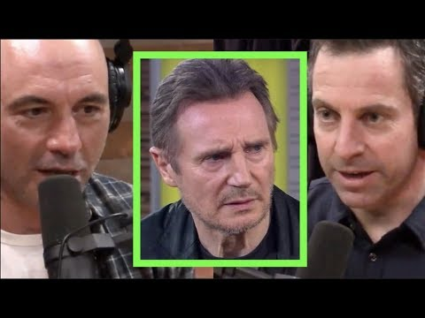 Joe Rogan & Sam Harris on the Liam Neeson Controversy