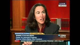 Timothy Lynch debates hate crimes on C-SPAN