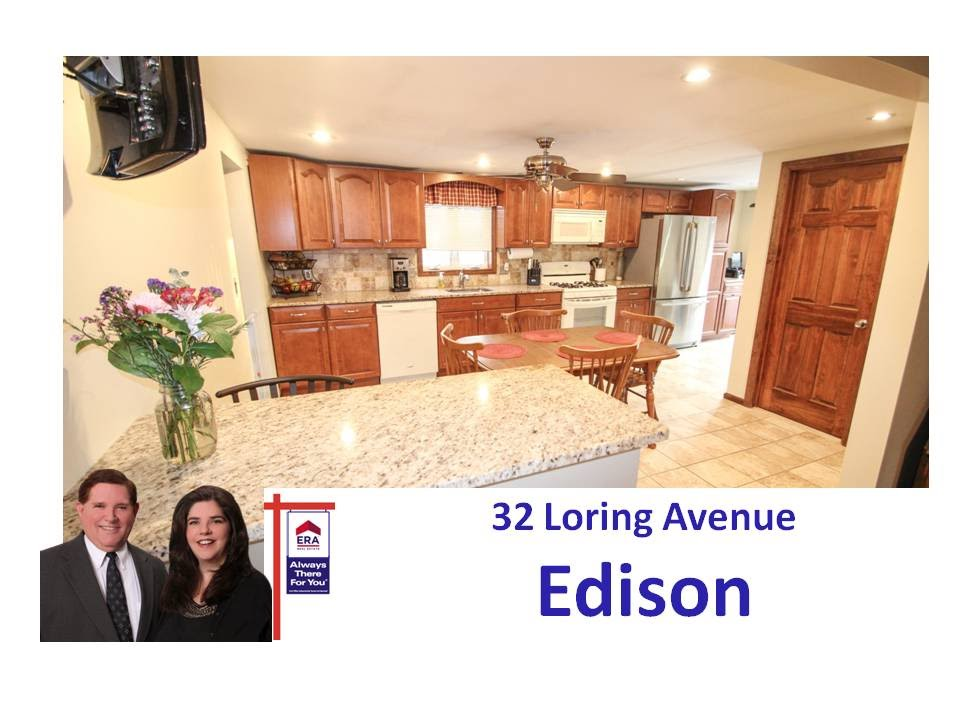 House for sale in edison nj at 32 loring ave youtube for 4 kitchen court edison nj