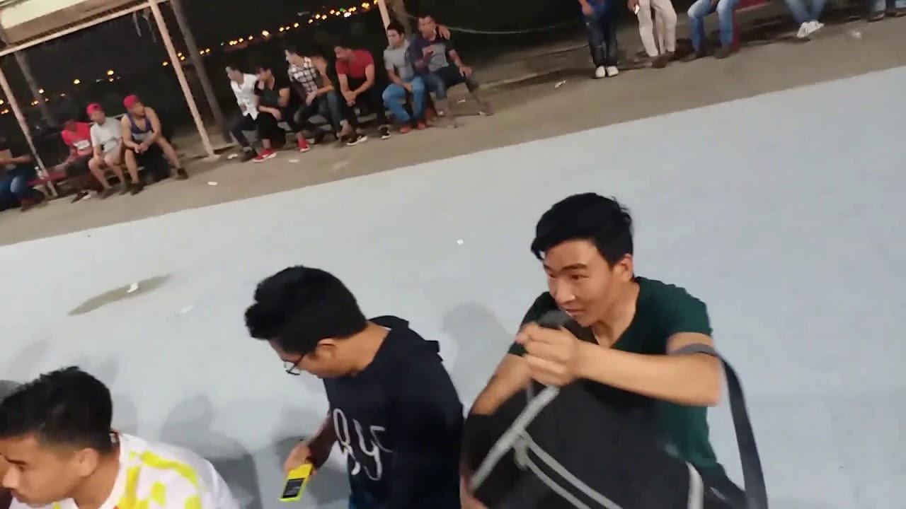 नेपाली भलिबल साउदी । Nepali vallyBall  game in saudi {LIVE} LUlu vs Almarai