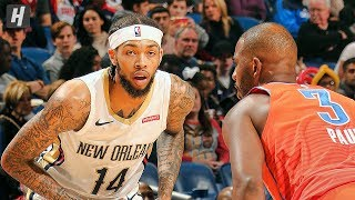 Oklahoma City Thunder vs New Orleans Pelicans - Full Highlights | December 1 | 2019-20 NBA Season