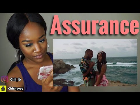 Davido - Assurance (Official Video) REACTION | Chinyere I.