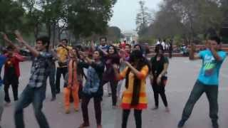 ICC World Twenty20 Bangladesh 2014 - Flash Mob, Popular Medical College
