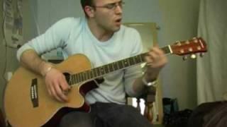 Kings of Leon - The Runner (acoustic Cover)