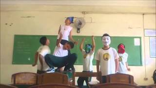 Anonymous Harlem Shake School Edition