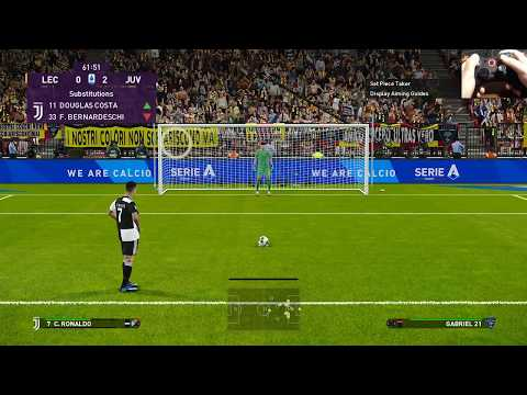 PES 2020 - Ronaldo Penalty