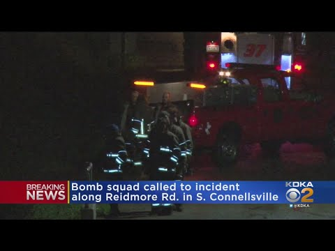Pittsburgh Bomb Squad Called To Connellsville